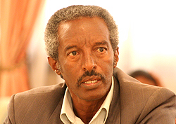 Eritrea: Security Agents in Asmera arrested Mr. Berhane Abrehe